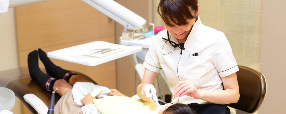 虫歯治療は痛いもの