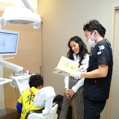 虫歯治療や歯周病治療に対応できるか