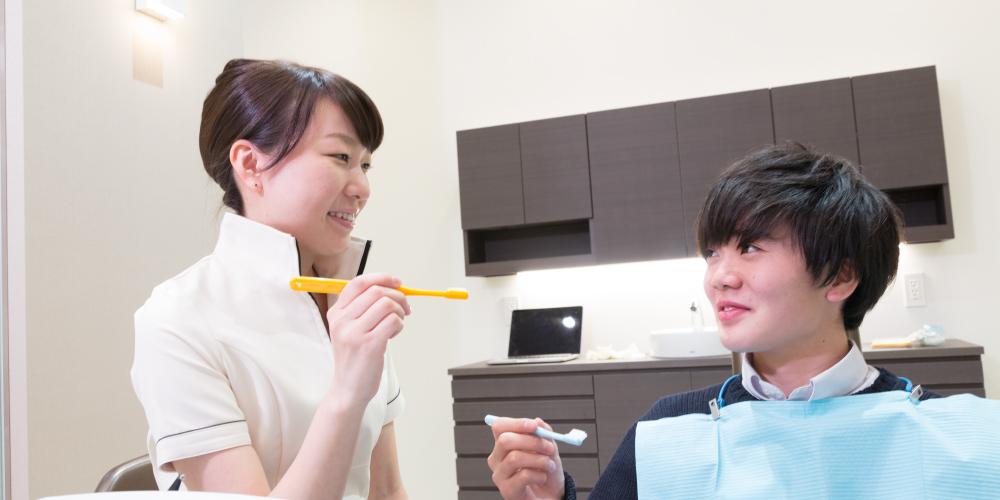 カムバック歯科衛生士